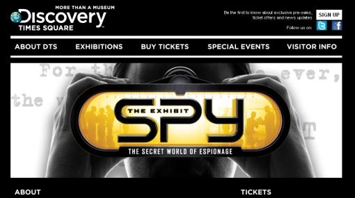 Secretos mejor guardados del espionaje se exponen en museo de Nueva York