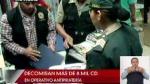 Incautan más de 8.000 discos piratas en galería de Miraflores - Noticias de operativo antipiratería