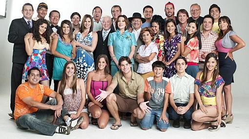 """Actores de """"Al fondo hay sitio"""" y sus expectativas con la temporada 2013"""