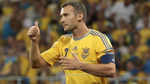 Ucrania le dio vuelta al marcador y derrotó 2-1 a Suecia