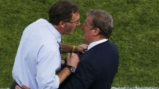 Técnicos de Inglaterra y Francia satisfechos por el empate