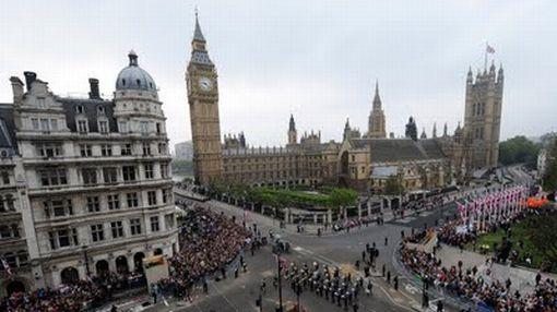 Londres encabeza la lista de destinos turísticos en el 2012
