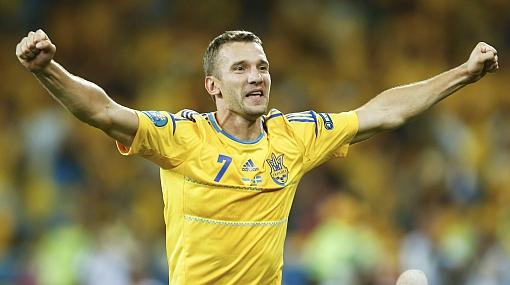 """Andriy Shevchenko: """"Me siento de 20 años, aunque tengo 35"""""""