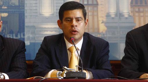 """Congresista Galarreta: """"Es falso que solo me hayan interceptado por 48 horas"""""""