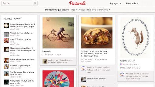 Pinterest gana terreno en América Latina: más de 1 millón la visitaron en abril