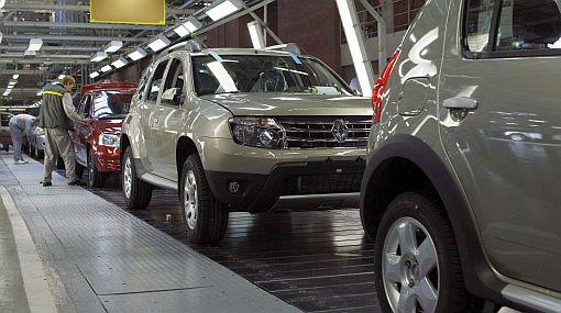 Renault alcanzará ingresos por US$80 millones al cierre del 2013