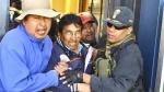 Óscar Mollohuanca sale de penal en Ica y pide que su caso sea visto en Cusco - Noticias de oscar mollohuanca cruz