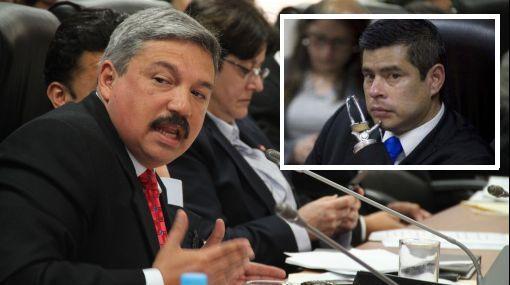 Juez y fiscal comprometidos en 'chuponeo' a Galarreta deben ser destituidos, afirma Beingolea