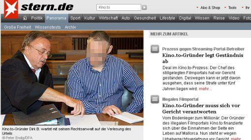 Fundador de web de descargas Kino.to condenado a 4 años y medio de cárcel