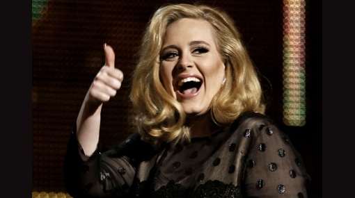 Adele acumula 24 semanas como número uno en el ránking Billboard