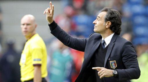 """Prandelli tras el empate de Italia contra Croacia: """"Aún estamos vivos"""""""