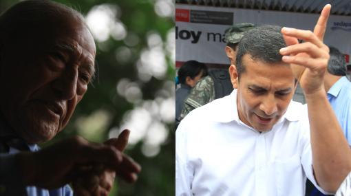 En el Día del Padre: la gran transformación de la relación Ollanta Humala-Don Isaac