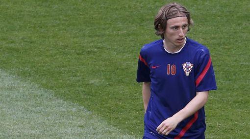 """Luka Modric: """"Croacia es el mejor de la Eurocopa"""""""