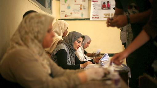 Los egipcios comienzan a elegir a su presidente divididos y bajo presión