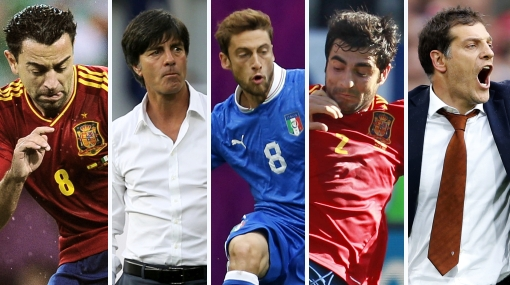 La pelota habla: las diez mejores frases del día en la Eurocopa