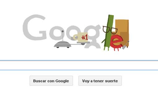 Google celebra el Día del Padre con un tierno 'doodle'
