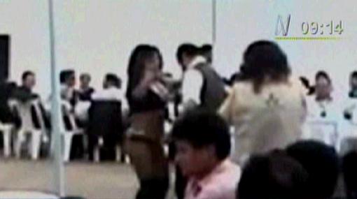Funcionario de Salud renunció por festejar Día del Padre con bailarina