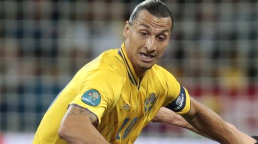Zlatan Ibrahimovic seguirá en la selección sueca pese a eliminación de la Euro