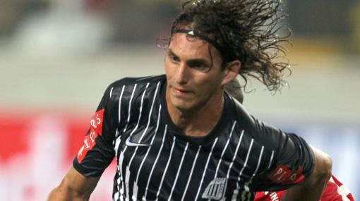 """'Zlatan' Fernández: """"Probablemente fue mi último partido con Alianza"""""""