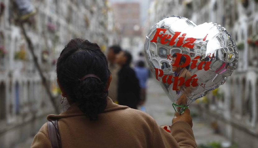FOTOS: así se celebró el Día del Padre en Lima