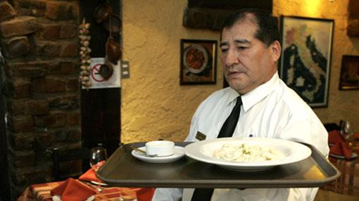 ¿Cuánto se deja de propina en los restaurantes del mundo?