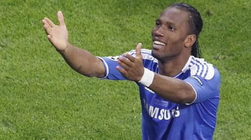"""Didier Drogba fichará """"en las próximas horas"""" por el Shanghái Shenhua"""