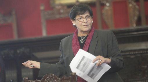 Susana Villarán mantiene 26% de aprobación, según encuesta de Ipsos Apoyo