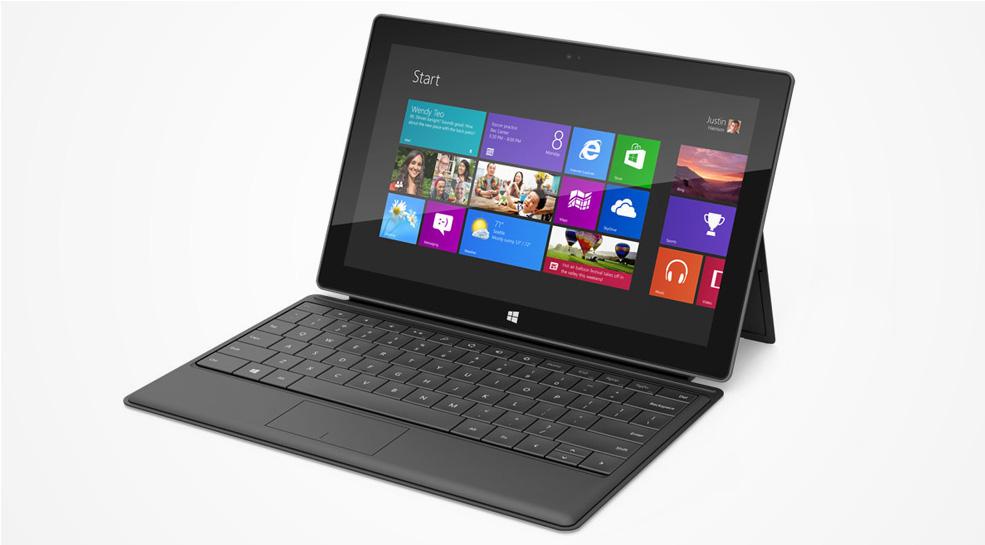FOTOS: Surface, la primera tablet de Microsoft que busca competir con la iPad