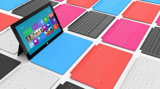 La tableta de Microsoft llega dos años y medio después del iPad