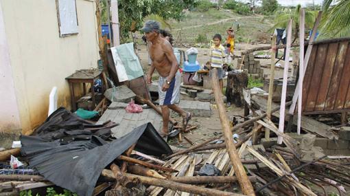 México declaró en emergencia 73 municipios afectados por huracán Carlotta