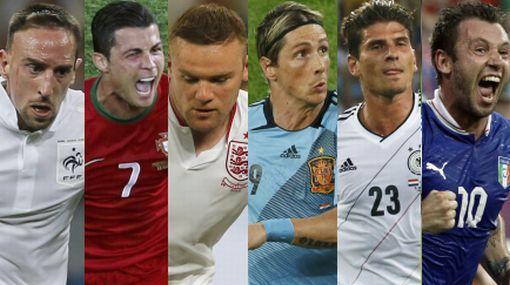 Eurocopa 2012 espa a vs francia ser el plato fuerte de for Platos fuertes franceses