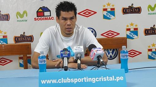 Hernán Rengifo no considera una ventaja la difícil situación de Sport Boys