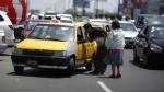 Taxis con antigüedad mayor a 15 años dejarán de circular el 2014 - Noticias de maria jara risco