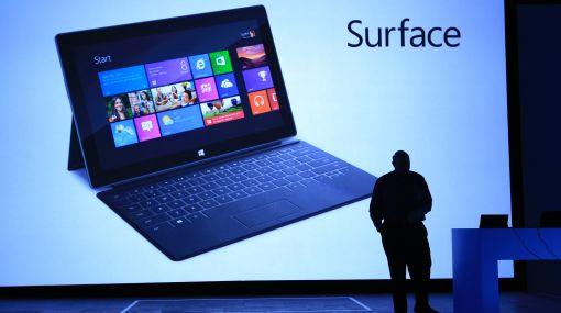 ¿Surface de Microsoft llega tarde a competir en el mercado de las tabletas?