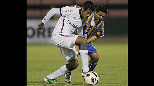 Volante 'santo' Ronald Quinteros se iría al fútbol mexicano