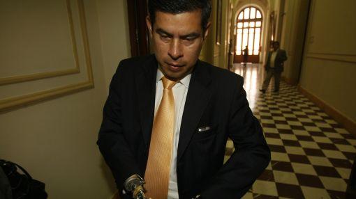 Fiscal Montes aseguró que desconocía que teléfono interceptado era de Galarreta