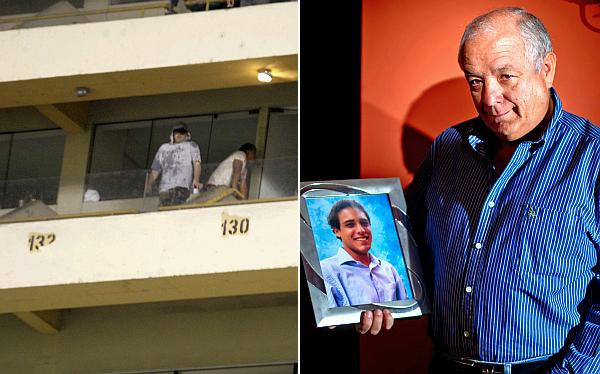 """Padre de Walter Oyarce afirmó que """"exhumación es para obtener pruebas"""""""