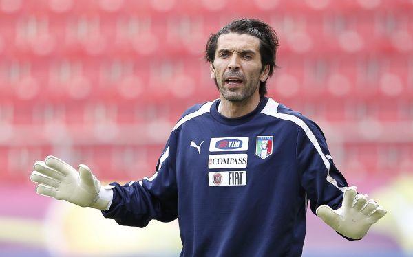 """Italia vs. Inglaterra: """"Las opciones están 50 y 50"""", afirma Buffon"""
