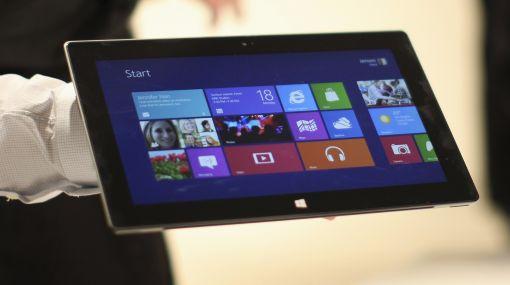 Surface vendría solo con WiFi y sin conexión 3G ni 4G