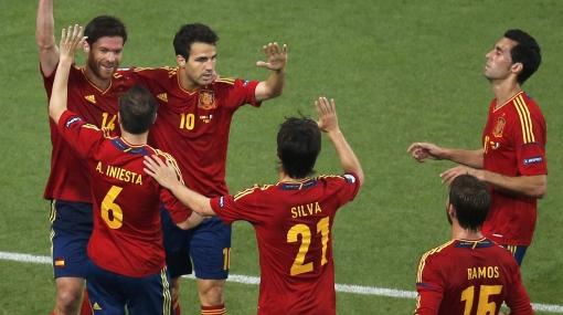 Eurocopa 2012: España enfrentará el miércoles al Portugal de Cristiano Ronaldo