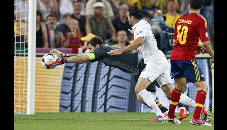 FOTOS: España logró su primer triunfo en la historia sobre Francia en un partido oficial