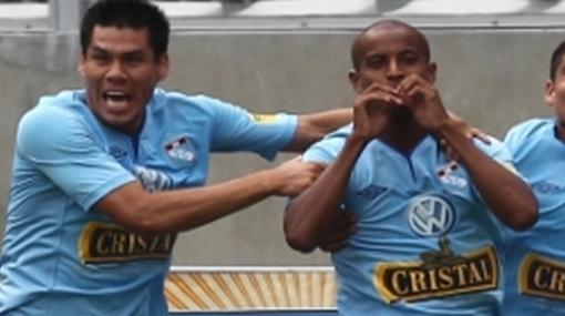 Sporting Cristal venció 3-1 a Sport Boys con doblete de Junior Ross