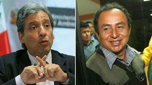 """Ministro del Ambiente: """"Gregorio Santos solo piensa en su futuro político"""""""