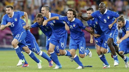 Eurocopa 2012: Italia sigue viva y se las verá ante Alemania