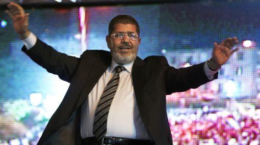 """Mursi se proclamó """"presidente de todos los egipcios, sin discriminación"""""""