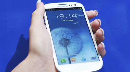 Samsung espera que ventas de Galaxy SIII lleguen a 10 millones en julio