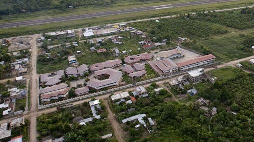 Fuerzas Armadas respaldan construcción de cárcel en el VRAE