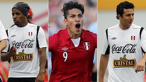 Farfán, Pizarro y Guerrero apoyarán campaña a favor de Alianza Lima