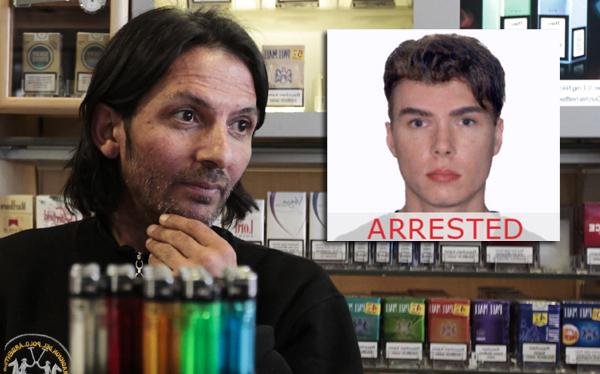 """Le dan diploma y 100 euros a hombre que capturó a """"caníbal de Montreal"""""""