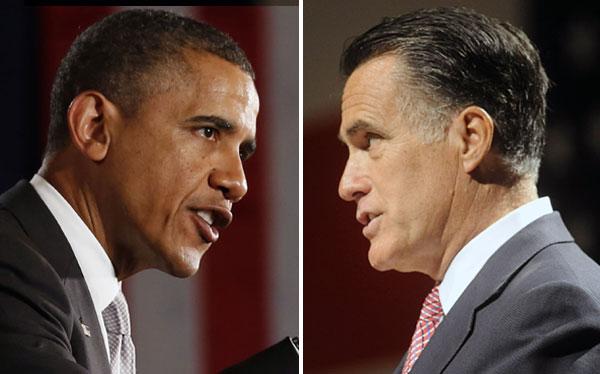 Elecciones en EE.UU.: Obama y Romney siguen empatados en intención de voto